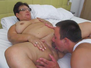 Порно фото старой толстой бабушки