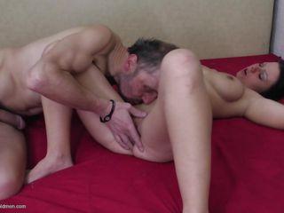 Порно зрелых матюрок