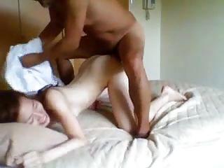 Домашнее русское любительское снятое порно