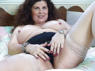 Порно видео толстых зрелых дам